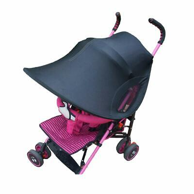 Sun Shade for Umbrella Stroller Cabability to See Baby 99% UV Protection
