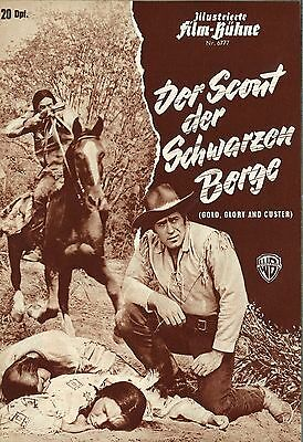 IFB 6777 | DER SCOUT DER SCHWARZEN BERGE | Clint Walker, Julie Adams | Top