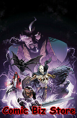 Justice League Dark #12 (2019) 1St Print Main Cover Bagged & Boarded Dc Universe