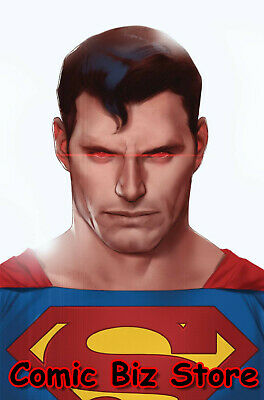 Action Comics #1012 (2019) 1St Printing Variant Cover Superman Dc Universe
