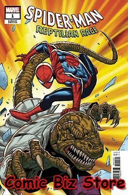 Spider-Man Reptilian Rage  #1 (2019) 1St Printing Ron Lim Variant Cover  Marvel