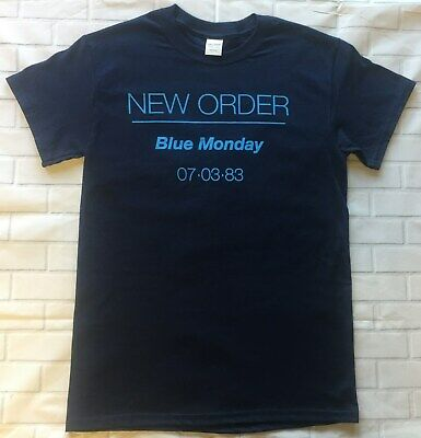New order - Blue Monday - 'Navy'  T-Shirt
