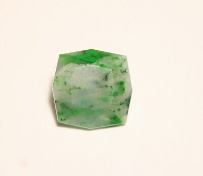 4.85ct Faceted Maw Sit Sit - Top Quality Beautiful Burmese Maw Sit Sit