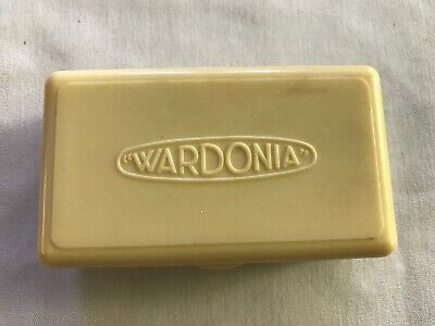 Wardonia Vintage Safety Razor Set In Original Case