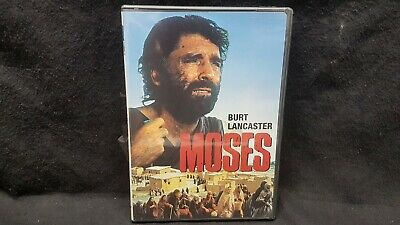 Moses (DVD, 2004)