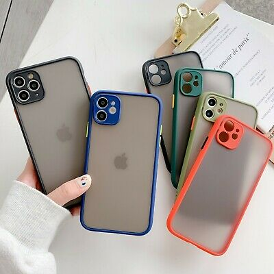 For iPhone XS Max XR X 7 8 Plus Shockproof Case Cute Girly TPU Gel Luxury Cover