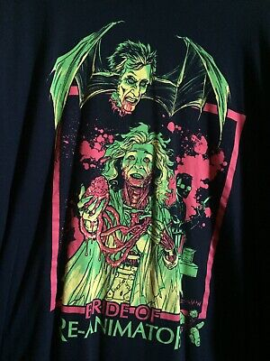 FRIGHT RAGS T-SHIRT (XL) Escape From New York (OOP) A