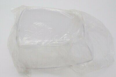 Federal Signal Z8572001A Vector Vision Clear Replacement Dome Lens