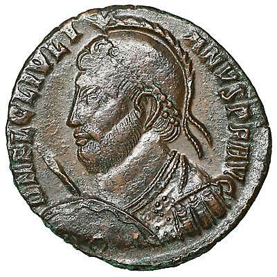 Julian II Follis old ancient roman coin Rome Empire Imperial Coins Authentic