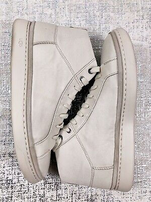 Fashion Shoes 1094653 High Top White Ugg Sneaker Cali Parchment Men g6b7yf