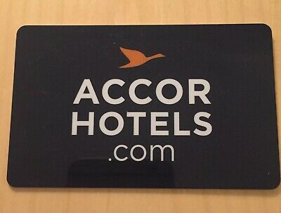 Accor hotel Voucher $100 Value For $64.95 Starting Bid