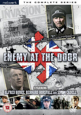 Enemy at the Door - Entire Series NEW PAL 8-DVD Set