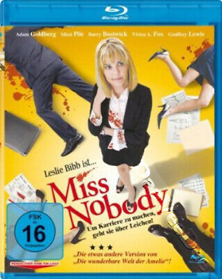 Miss Nobody NEW Cult Blu-Ray Disc Tim Cox Adam Goldberg Vivica A. Fox G. Lewis