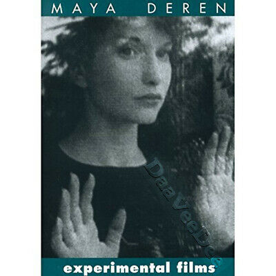 Maya Deren: Experimental Films NEW PAL Arthouse DVD