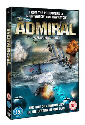 The Admiral NEW PAL Cult DVD Andrei Kravchuk Russia