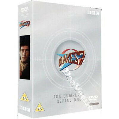 Blakes 7 - Entire Series 1 NEW PAL Cult 5-DVD Set