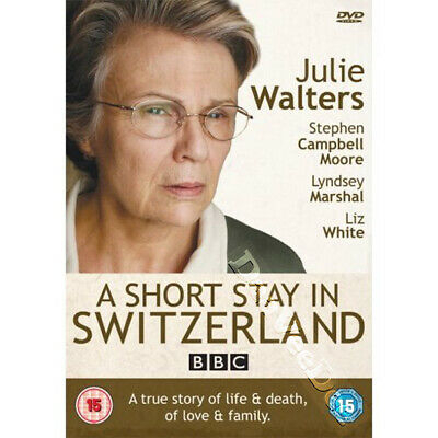 A Short Stay in Switzerland NEW PAL Cult DVD J. Walters