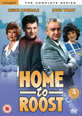 Home to Roost - Entire Series NEW PAL Cult 5-DVD Set Reece Dinsdale John Thaw