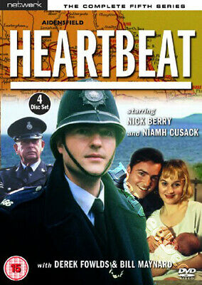 Heartbeat - Complete Season 5 NEW PAL Cult 4-DVD Set Nick Berry Niamh Cusack
