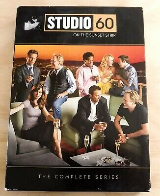 Studio 60 On The Sunset Strip The Complete Series On Dvd