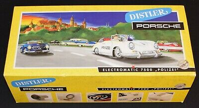 SCHUCO electric Germany DISTLER PORSCHE ELECTROMATIC 7500 POLIZEI 00213