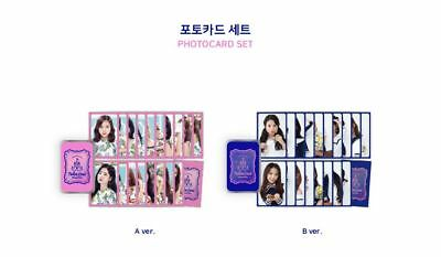TWICE 2ND TOUR TWICELAND ZONE 2 Fantasy Park GOODS PHOTOCARD SET B Ver. NEW