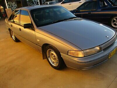 Holden Commodore Vp Executive Sedan, V6, Auto, Runs And Drives Well