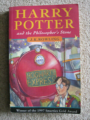 Harry Potter and the Philosopher's Stone pb Joanne Rowling 1/37