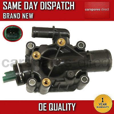Peugeot 307,308,1007 1.4,1.6 Thermostat With Housing + Sensor 2002>On 1336.Z0