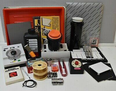 Lot31 darkroom equipment photo tank timer JOBO ILFORD PATERSON DURST ABS PHILIPS