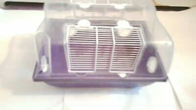 Durable Dwarf Hamster Cage with extras included