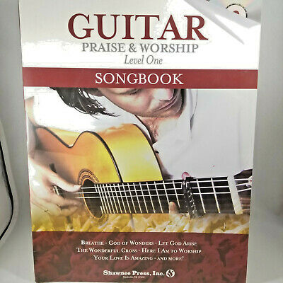 Guitar Praise & Worship Songbook Series Softcover with CD Sheet Music Level 1