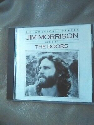 An American Prayer CD    Jim Morrison with Music by The Doors