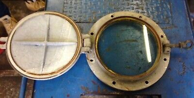 Ships Boat Porthole Heavy Duty Complete With Glass Ideal House Window Project