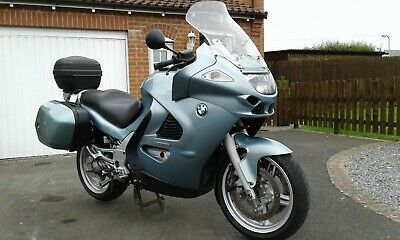 BMW K1200 GT EXCELLENT CONDITION, 42k, FSH, FULL LUGGAGE, EXTRAS. Swap ?