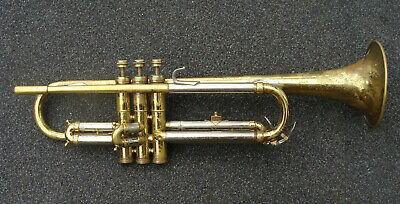 Vintage Martin Indiana Bb Trumpet 125028 Player