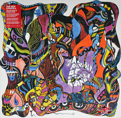 |1339643|  Red Crayola - The Parable Of Arable Land [2xLP Vinyle] |Neuf|