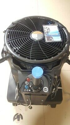 POWER BREEZER PB-11-A-1B Air Circulating 14,000 CFM  Mobile Misting Cooling Syst