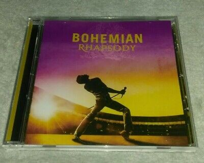 Queen - Bohemian Rhapsody OST (The Original Soundtrack) [CD] LIKE NEW