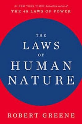 The Laws of Human Nature by Robert Greene (2018, Hardcover)