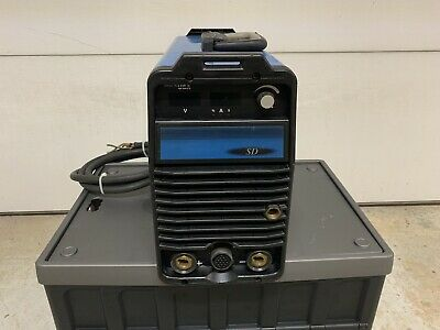 MILLER ELECTRIC Maxstar 200 SD TIG/Stick Welding Power Source with HF GTAW SMAW