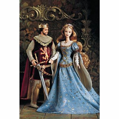 Ken® and Barbie® Doll as Camelot's King & Queen, Arthur and Guinevere Limited ED