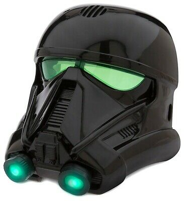STAR WARS: Rogue One Disney Store Excl. Electronic Imperial Death Trooper Mask