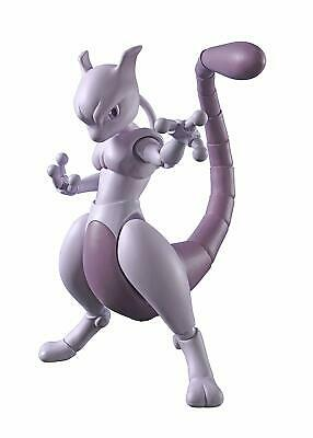 "Bandai S.H.Figuarts Pokemon Mewtwo - Arts Remix - 5.5"" Action Figure"