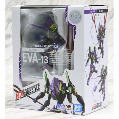 Bandai Nxedge Style [EVA UNIT] Neon Genesis Evangelion EVA Unit 13 Action Figure