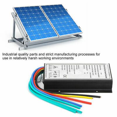 Wind And Solar Power Hybrid Charge Controller 24V 400W Wind+1000W Solar