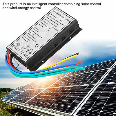 Wind &Solar Waterproof Power Hybrid Charge Controller 12V/24V 400W / 1000W