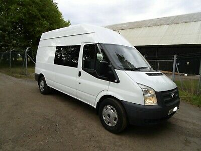 2012 Ford Transit 100 T350 9 Seater Minibus 2.2TDCI with 124,926 Miles