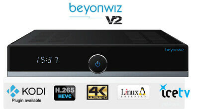 Beyonwiz V2 PVR with 2, 3 or 4 Tuners - Record 8 Freeview Channels at Once!