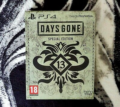 Days Gone Special Edition Sony Playstation 4 PS4